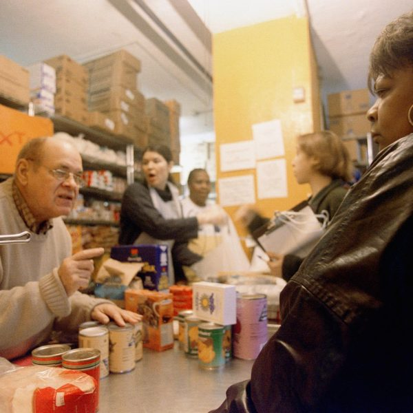 Westside At Campaign Against Hunger, a New York City food pantry, customer service plays a key role in addressing poverty.